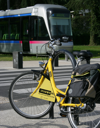 Modes de transport alternatifs